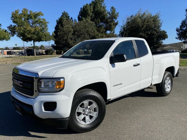 2018 GMC Canyon Extended Cab LB RWD