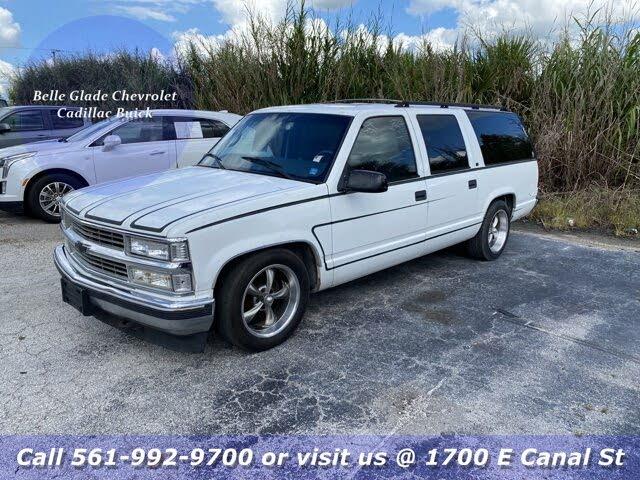 1997 Chevrolet Suburban C1500 RWD