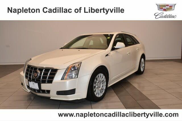 2012 Cadillac CTS Sport Wagon 3.0L Luxury AWD