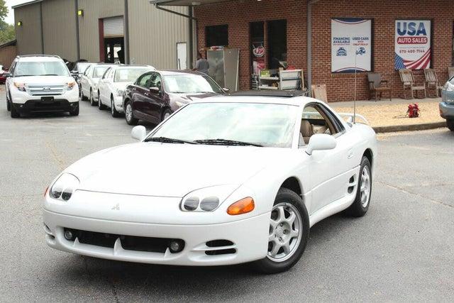 1996 Mitsubishi 3000GT SL FWD