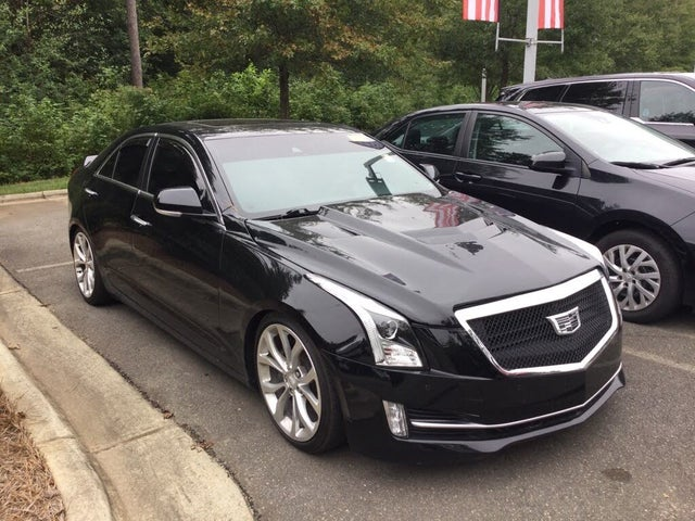 2015 Cadillac ATS 2.0T Performance AWD