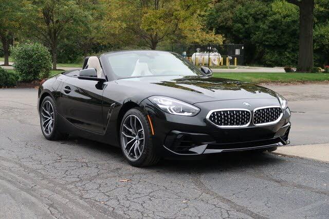 2022 BMW Z4 sDrive30i RWD