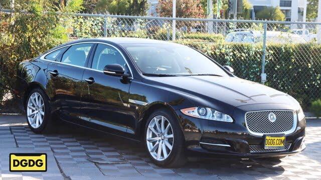 2013 Jaguar XJ-Series XJ Base RWD