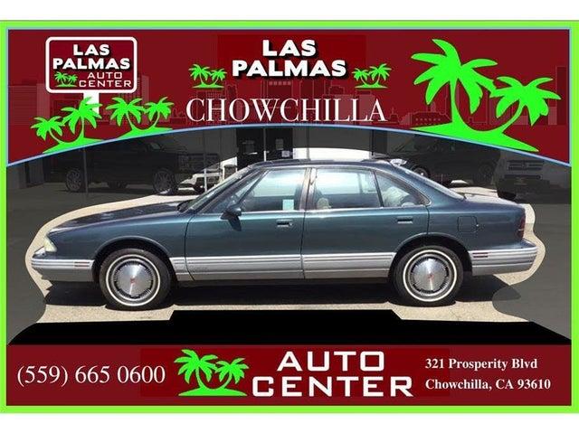 1992 Oldsmobile Eighty-Eight Royale 4 Dr LS Sedan