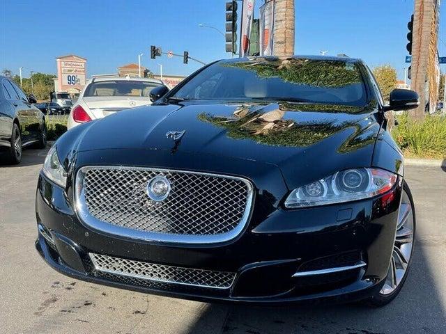 2013 Jaguar XJ-Series XJ Supercharged RWD
