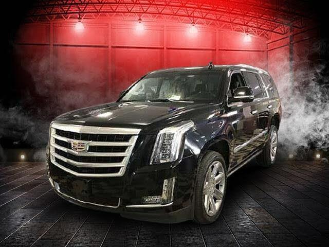 2015 Cadillac Escalade Platinum 4WD
