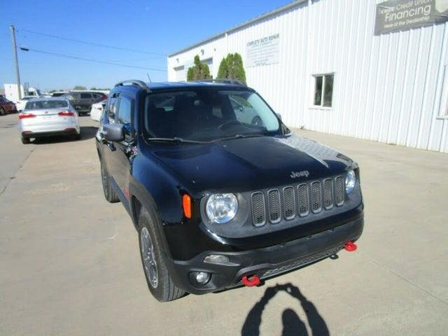2015 Jeep Renegade Trailhawk 4WD