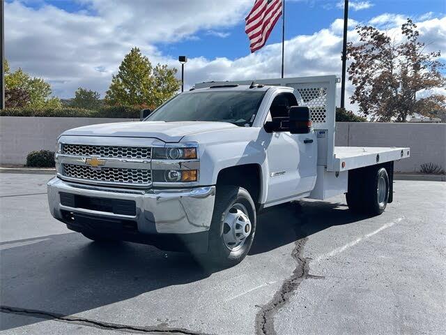 2019 Chevrolet Silverado 3500HD Chassis Work Truck RWD