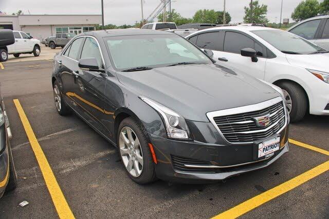 2015 Cadillac ATS 3.6L Luxury AWD