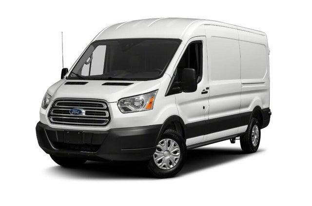 2017 Ford Transit Cargo 250 3dr SWB Medium Roof Cargo Van with Sliding Passenger Side Door