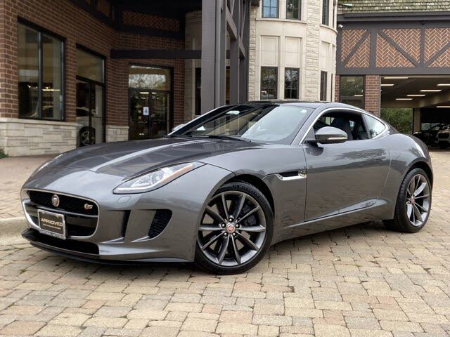 2016 Jaguar F-TYPE S Coupe RWD