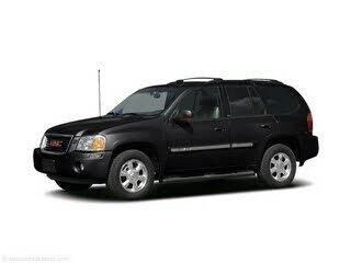2004 GMC Envoy 4 Dr SLE SUV