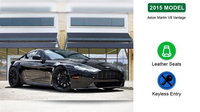 2015 Aston Martin V8 Vantage GT Coupe RWD