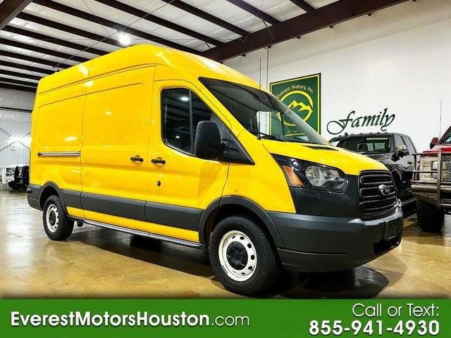 2017 Ford Transit Cargo 250 3dr LWB High Roof Cargo Van with Sliding Passenger Side Door