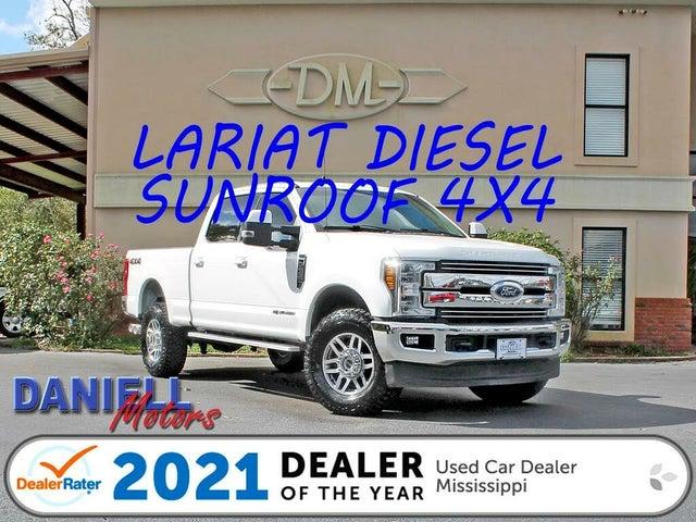2019 Ford F-250 Super Duty Lariat Crew Cab 4WD