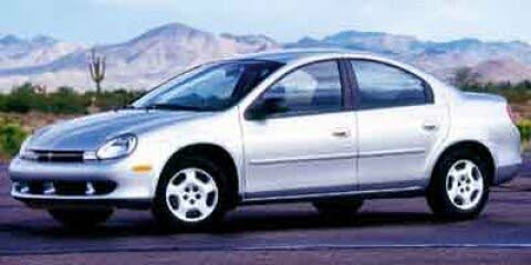 2000 Dodge Neon Highline Sedan FWD