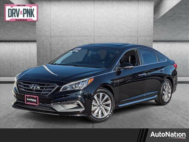 2016 Hyundai Sonata Sport FWD