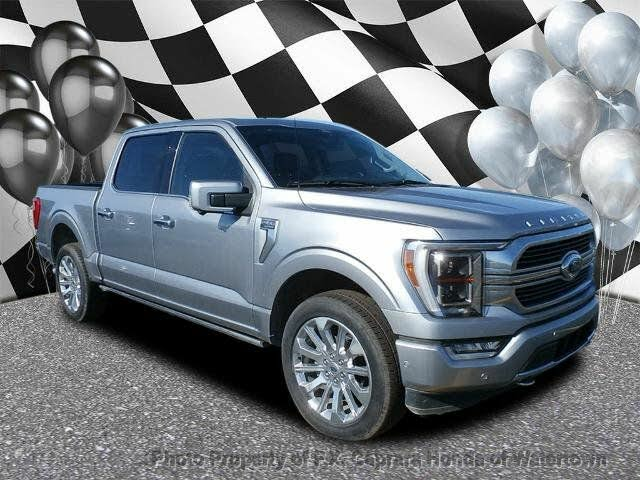 2021 Ford F-150 Limited SuperCrew 4WD