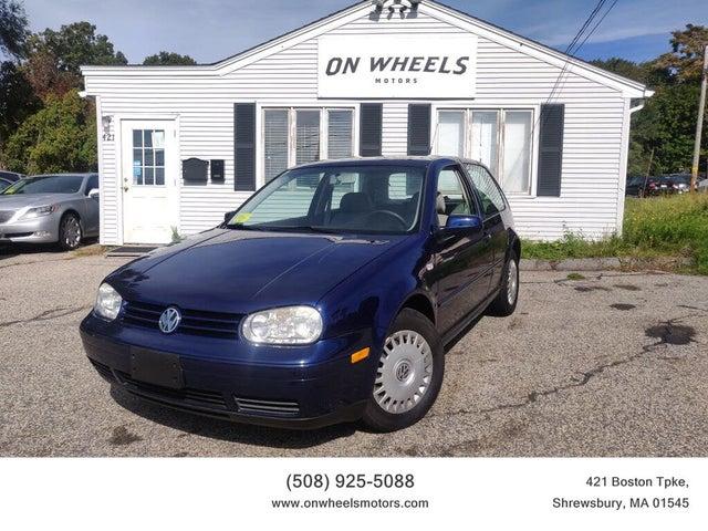 2001 Volkswagen Golf GL 2.0