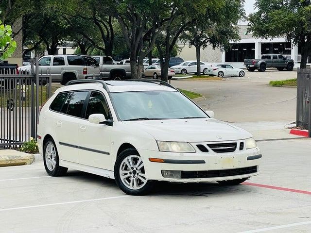 2006 Saab 9-3 SportCombi 2.0T