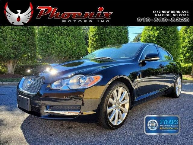 2011 Jaguar XF XF Premium RWD