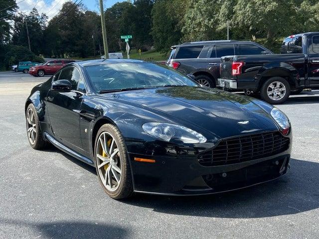 2014 Aston Martin V8 Vantage Coupe RWD