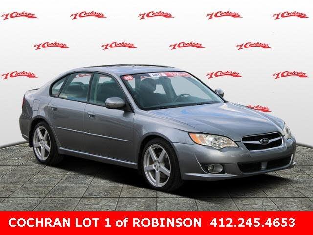 2009 Subaru Legacy 3.0 R Limited