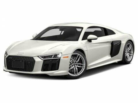 2018 Audi R8 V10 RWS Coupe RWD