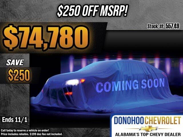 2021 Chevrolet Camaro ZL1 Coupe RWD