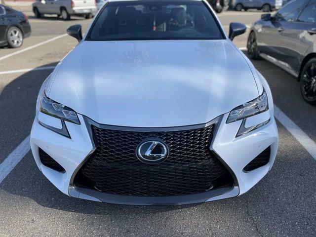 2017 Lexus GS F F RWD