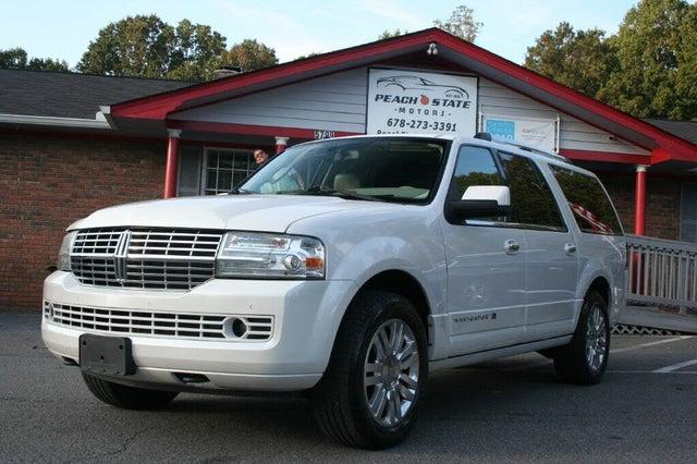2011 Lincoln Navigator L RWD