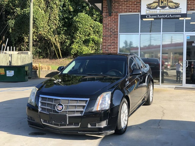 2010 Cadillac CTS 3.0L Luxury RWD