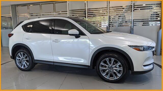 2021 Mazda CX-5 Grand Touring Reserve AWD