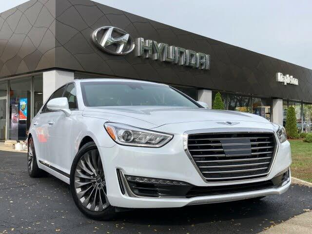 2018 Genesis G90 Ultimate AWD
