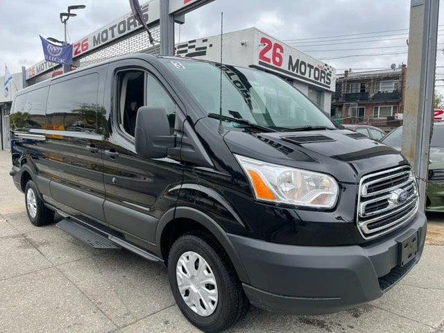 2019 Ford Transit Passenger 350 XLT Low Roof LWB RWD with Sliding Passenger-Side Door