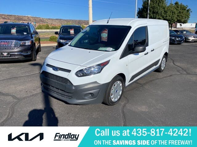 2018 Ford Transit Connect Cargo XL LWB FWD with Rear Cargo Doors