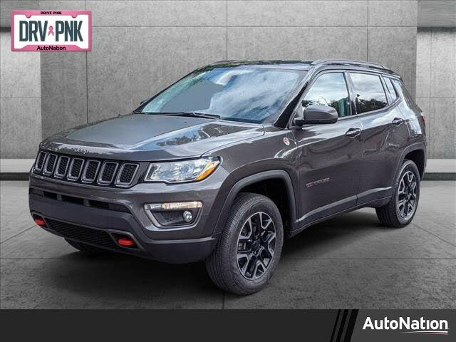 2019 Jeep Compass Trailhawk 4WD