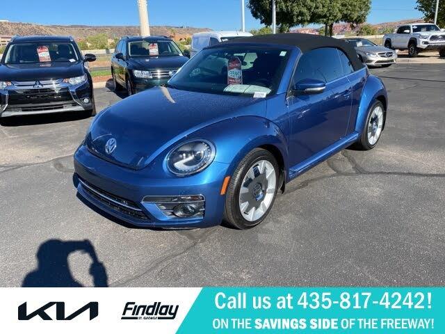 2019 Volkswagen Beetle 2.0T SE Convertible FWD
