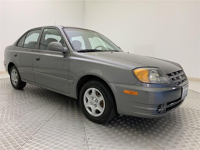 2004 Hyundai Accent GL Sedan FWD