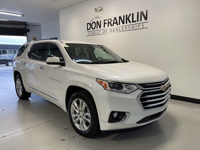 2021 Chevrolet Traverse High Country FWD