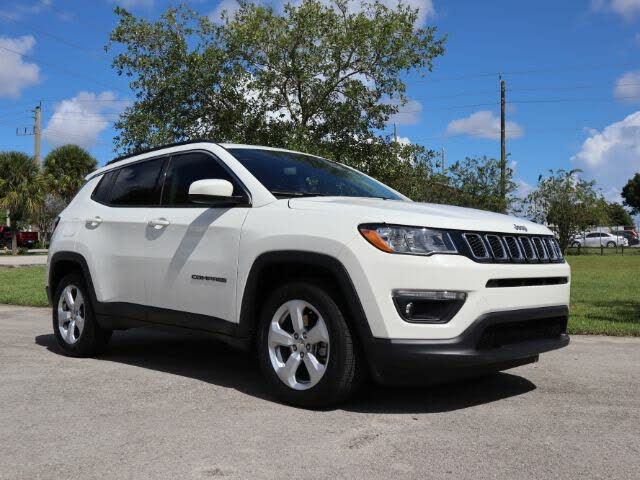 2020 Jeep Compass High Altitude FWD