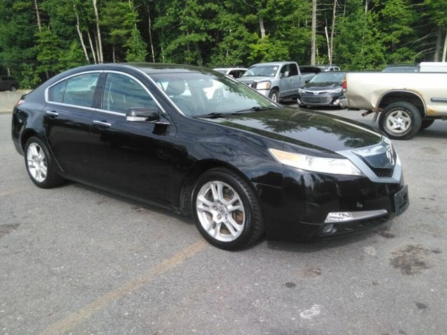 2010 Acura TL FWD with Technology Package