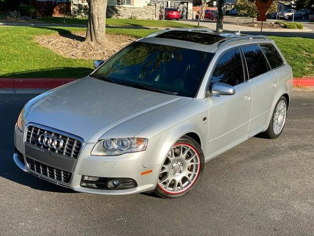 2006 Audi S4 Avant quattro AWD