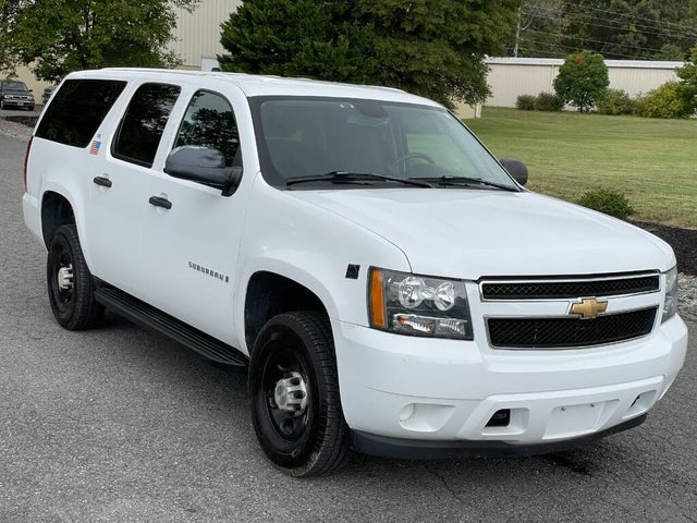 2007 Chevrolet Suburban 2500 LS 4WD