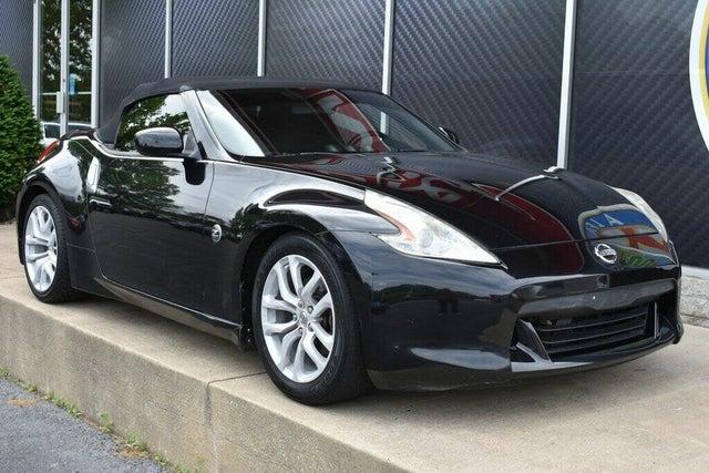 2010 Nissan 370Z Base Roadster