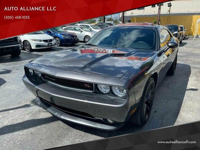 2013 Dodge Challenger R/T Plus RWD