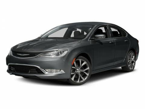 2016 Chrysler 200 C Sedan AWD