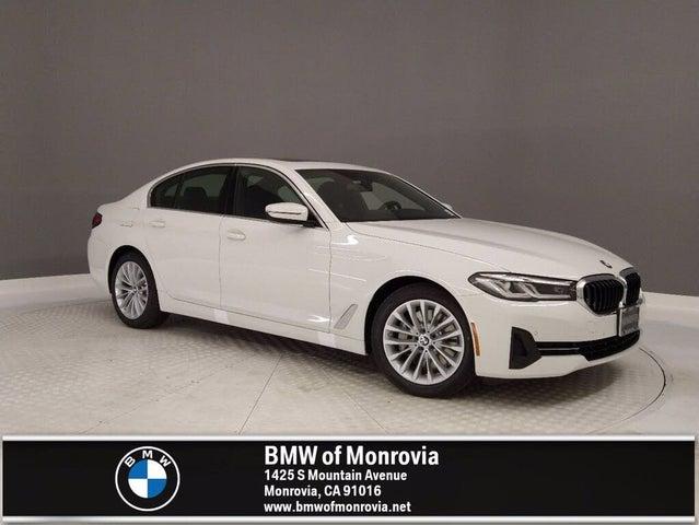 2022 BMW 5 Series 530i RWD