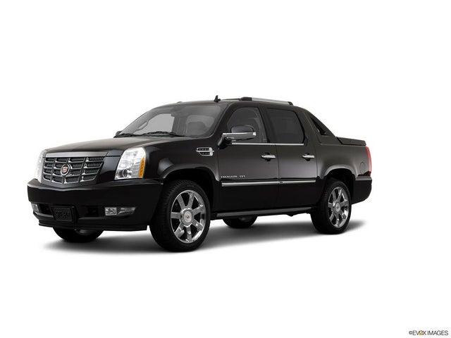 2013 Cadillac Escalade EXT Luxury 4WD