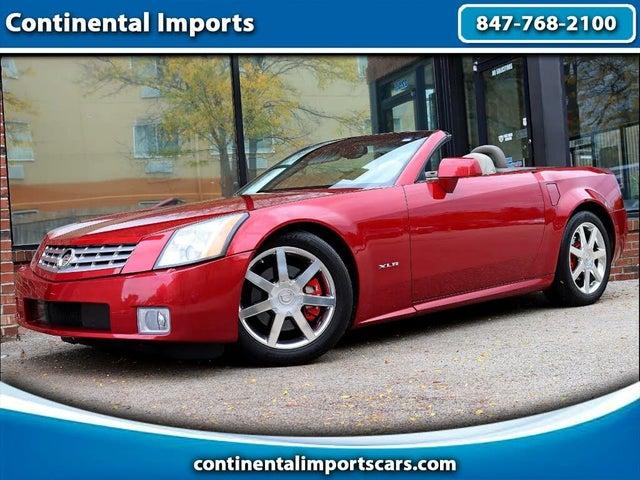 2004 Cadillac XLR RWD